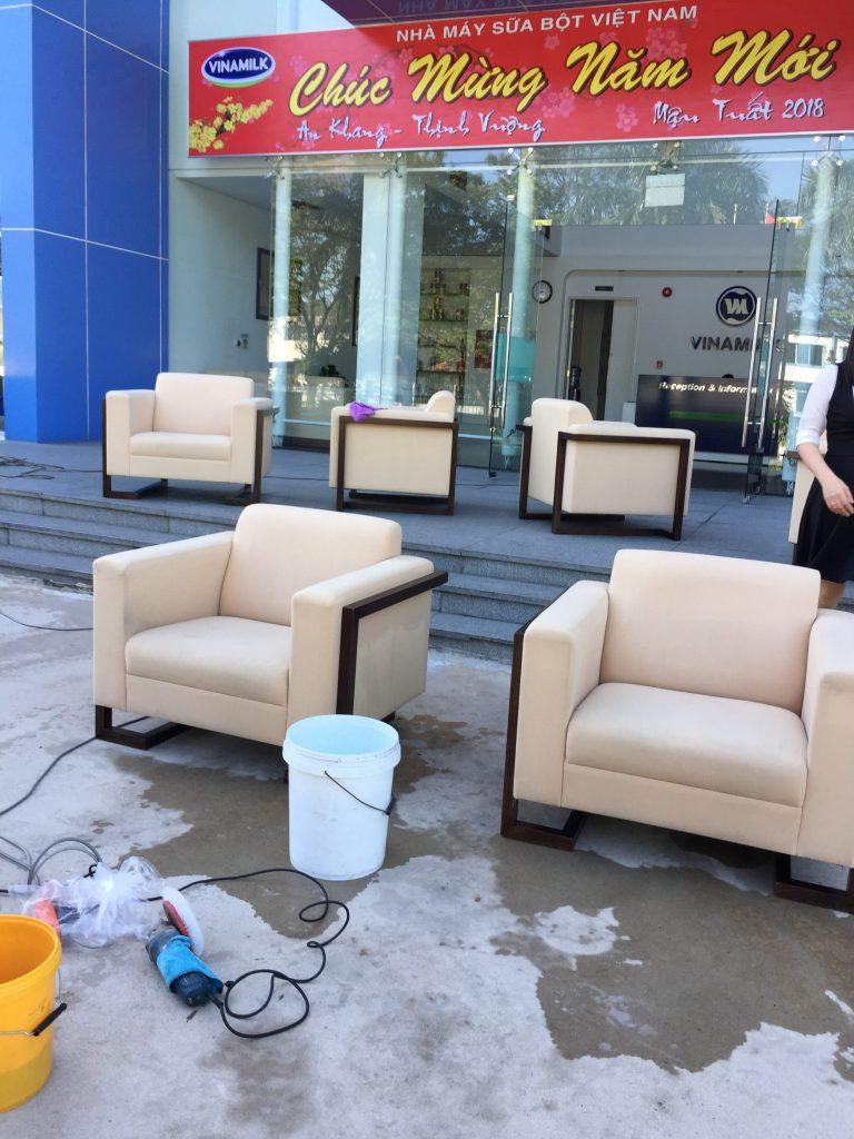 Giặt Ghế Sofa Bình Dương